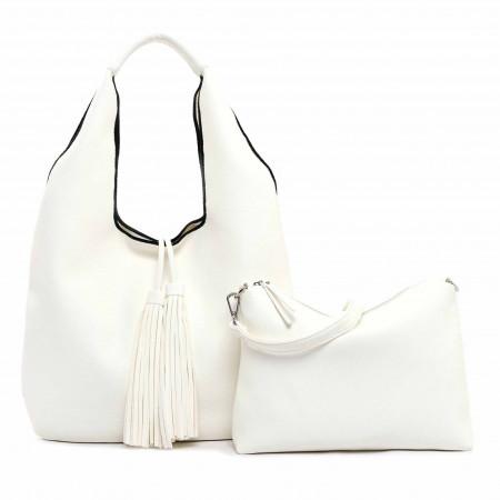 SALE % | Emily & Noah | Tasche - Eva | Weiß online im Shop bei meinfischer.de kaufen
