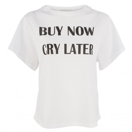 T-Shirt - Regular Fit - Wording