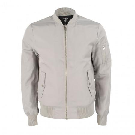 SALE % | Boss Casual | Blouson - Jordy - Regular Fit | Grau online im Shop bei meinfischer.de kaufen