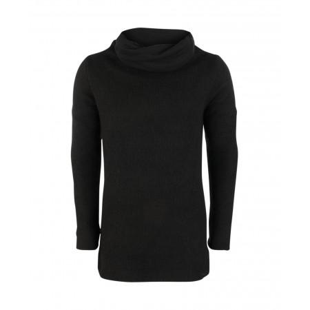 SALE % | Boss Casual | Longpullover - Clayton - Wolle - schwarz | Schwarz online im Shop bei meinfischer.de kaufen