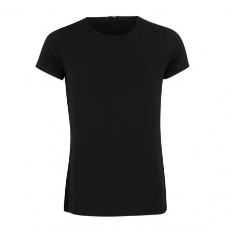 SALE %   tigha   T-Shirt - fitted - Crewneck   Schwarz online im Shop bei meinfischer.de kaufen