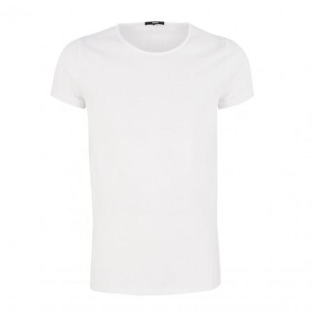 SALE %   tigha   T-Shirt - fitted - Crewneck   Weiß online im Shop bei meinfischer.de kaufen