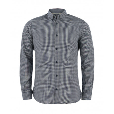 SALE % | Tom Tailor Men Casual | Hemd Shaped Fit | Grau online im Shop bei meinfischer.de kaufen