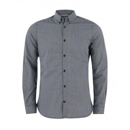 SALE % | Boss Casual | Hemd Shaped Fit | Grau online im Shop bei meinfischer.de kaufen