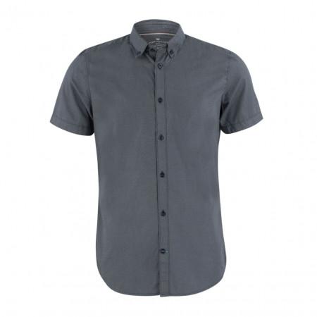 SALE % | Boss Casual | Hemd - Slim Fit - Button Down | Grau online im Shop bei meinfischer.de kaufen