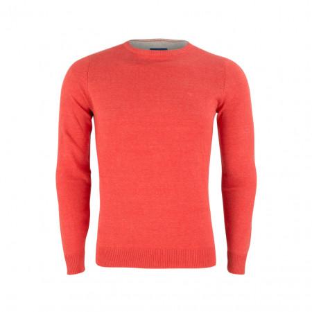 SALE % | Boss Casual | Pullover - Slim Fit - Crewneck | Rot online im Shop bei meinfischer.de kaufen