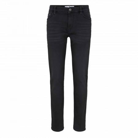 SALE % | Tom Tailor Men Casual | Jeans - Slim Fit - Material-Mix | Schwarz online im Shop bei meinfischer.de kaufen