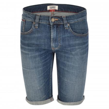 SALE %   Tommy Jeans   Shorts - Regular Fit - Ronnie   Blau online im Shop bei meinfischer.de kaufen