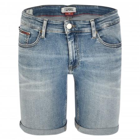 SALE %   Tommy Jeans   Shorts - Slim Fit - Scanton   Blau online im Shop bei meinfischer.de kaufen