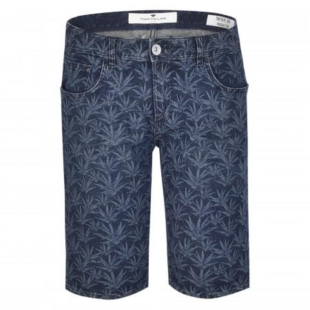 SALE % | Tom Tailor Men Casual | Shorts - Regular Fit - Josh | Blau online im Shop bei meinfischer.de kaufen