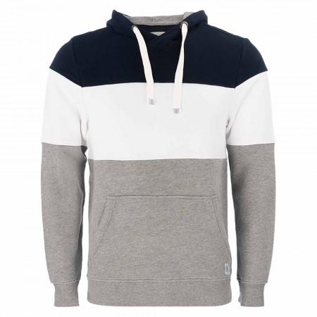 SALE % | Tom Tailor Men Casual | Sweatshirt - Regular Fit - Colorblock | Blau online im Shop bei meinfischer.de kaufen