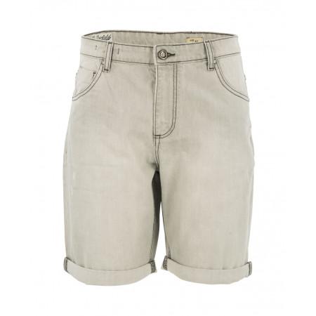 SALE % | U Fischer | Jeans-Shorts | Grau online im Shop bei meinfischer.de kaufen
