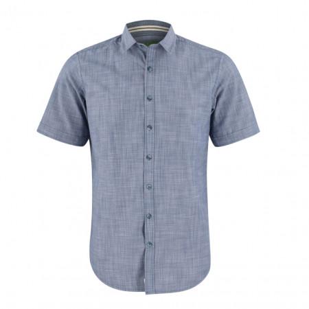 SALE %   Boss Casual   Hemd - Modern Fit - Classic Kent   Blau online im Shop bei meinfischer.de kaufen