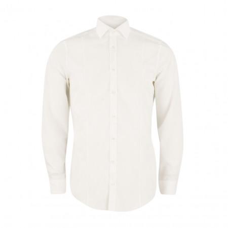SALE %   U Fischer   Hemd - Slim Fit - Classic Kent   Weiß online im Shop bei meinfischer.de kaufen