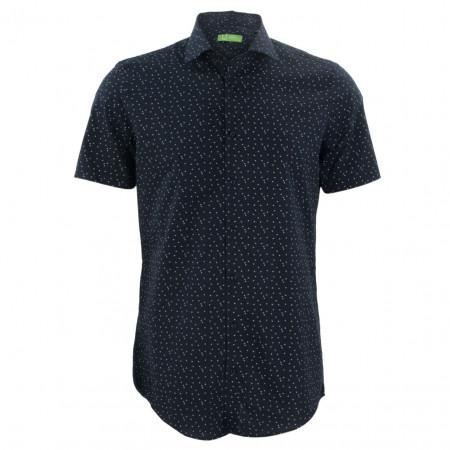 SALE % | U Fischer | Hemd - Modern Fit - Classic Kent | Blau online im Shop bei meinfischer.de kaufen