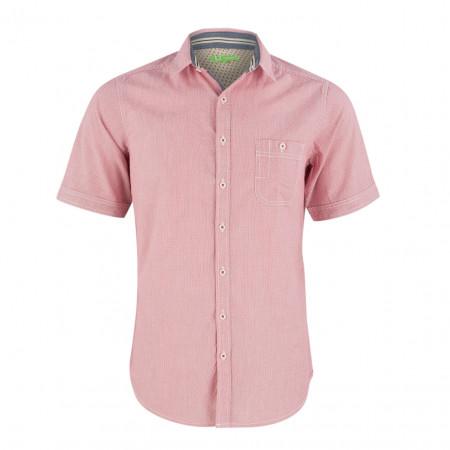 SALE %   Boss Casual   Hemd - Slim Fit - Classic Kent   Rot online im Shop bei meinfischer.de kaufen