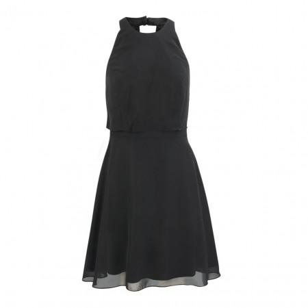 SALE % | Boss Casual | Kleid - Slim Fit - ohne Arm | Schwarz online im Shop bei meinfischer.de kaufen