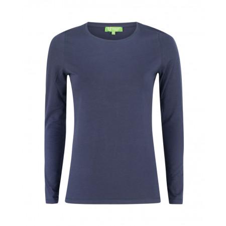 SALE % | U Fischer | Basicshirt | Blau online im Shop bei meinfischer.de kaufen