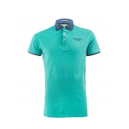 SALE % | Boss Casual | Poloshirt Basic | Grün online im Shop bei meinfischer.de kaufen