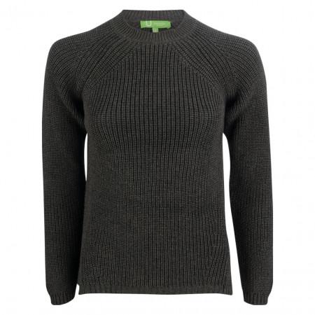 SALE % | U Fischer | Pullover - Regular Fit - Strick | Grau online im Shop bei meinfischer.de kaufen