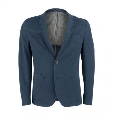 SALE % | Boss Casual | Sakko - Lui B - Regular Fit | Blau online im Shop bei meinfischer.de kaufen