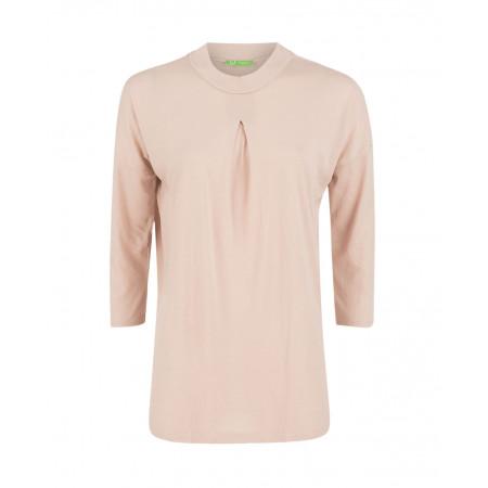 SALE % | U Fischer | Shirt mit Turtleneck | Rosa online im Shop bei meinfischer.de kaufen