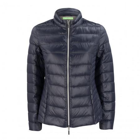 SALE % | Boss Casual | Steppjacke - Fitted - Daunen | Blau online im Shop bei meinfischer.de kaufen