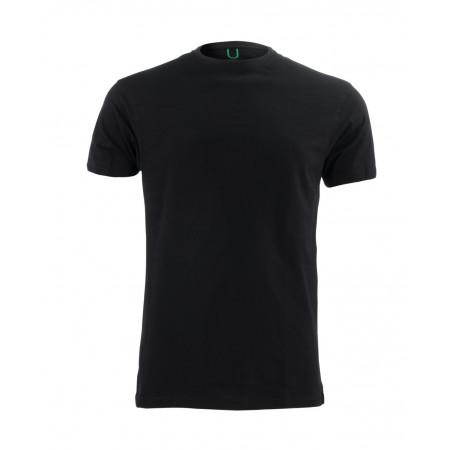 U-Fischer-T-Shirt-Doppelpack-schwarz-9301-15-Front
