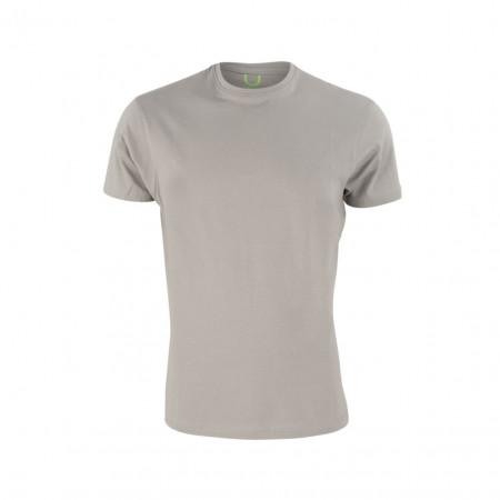 SALE % | Boss Casual | T-Shirt - Regular Fit - Basic | Grau online im Shop bei meinfischer.de kaufen