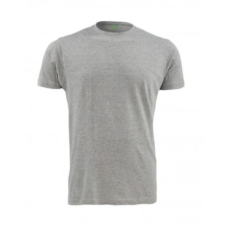 SALE % | U Fischer | T-Shirt Basic Single-Pack | Grau online im Shop bei meinfischer.de kaufen