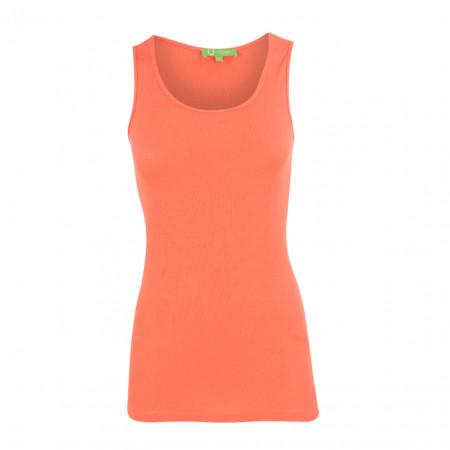 SALE % | Boss Casual | Top - Slim Fit - Ripp-Optik | Orange online im Shop bei meinfischer.de kaufen