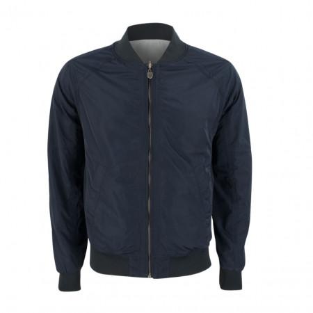 SALE % | Boss Casual | Wendeblouson - Regular Fit  - 2 in 1 | Blau online im Shop bei meinfischer.de kaufen