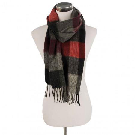 SALE %   U Fischer   Schal - Wolle   Rot online im Shop bei meinfischer.de kaufen