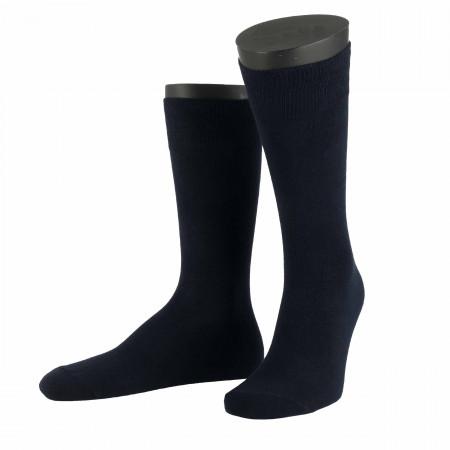 SALE % | U Fischer | Socken - 2er-Pack - uni | Blau online im Shop bei meinfischer.de kaufen
