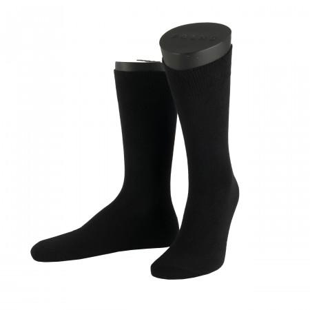 SALE % | U Fischer | Socken - 2er-Pack - uni | Schwarz online im Shop bei meinfischer.de kaufen