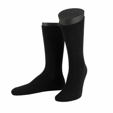 SALE %   U Fischer   Socken - 2er-Pack - uni   Schwarz online im Shop bei meinfischer.de kaufen
