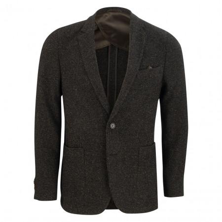 SALE % | U Fischer | Sakko - Modern Fit - Wolle | Braun online im Shop bei meinfischer.de kaufen