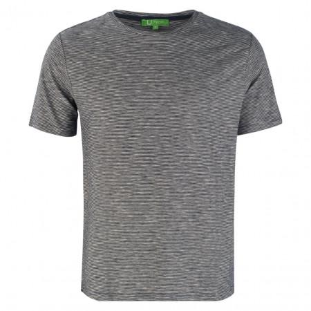 SALE %   U Fischer   T-Shirt - Regular Fit - Stripes   Blau online im Shop bei meinfischer.de kaufen
