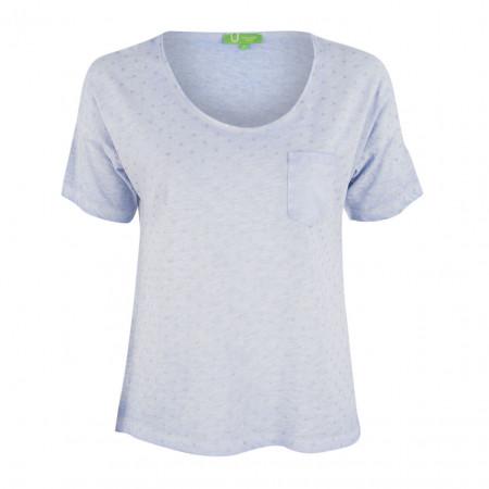 SALE % | Boss Casual | Shirt - Regular Fit - Silverdots | Blau online im Shop bei meinfischer.de kaufen