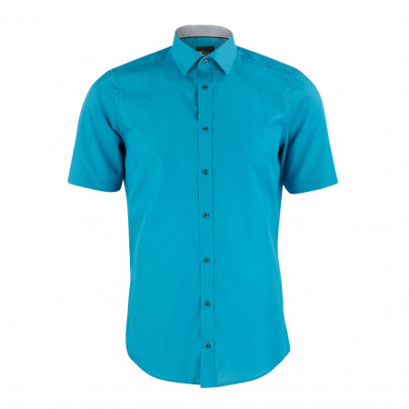SALE % | Boss Casual | Hemd - Slim Fit - Classic Kent | Blau online im Shop bei meinfischer.de kaufen