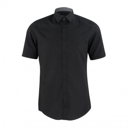 SALE % | Boss Casual | Hemd - Slim Fit - Classic Kent | Schwarz online im Shop bei meinfischer.de kaufen