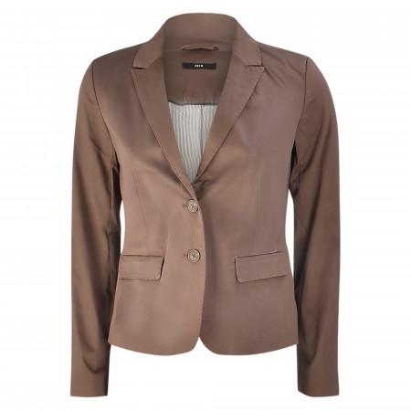 SALE % | Zero | Blazer - Regular Fit - Knopfverschluss | Braun online im Shop bei meinfischer.de kaufen