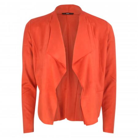 SALE % | Zero | Blazer - Loose Fit - Alcantara | Rot online im Shop bei meinfischer.de kaufen