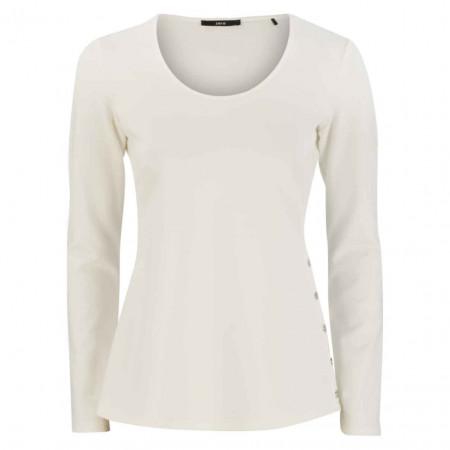 SALE % | Zero | Pullover - Regular Fit - Zierkn | Weiß online im Shop bei meinfischer.de kaufen