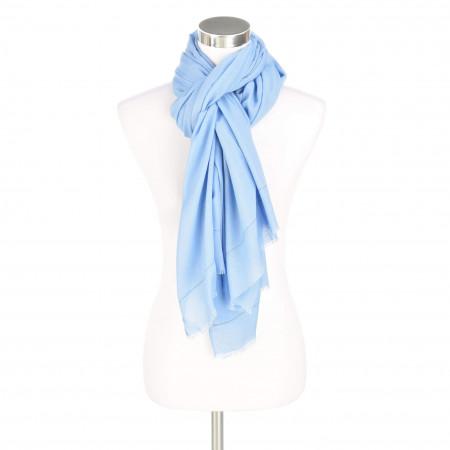 SALE %   Zero   Schal - Muster   Blau online im Shop bei meinfischer.de kaufen