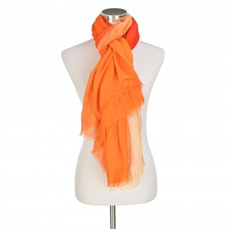 SALE %   Zero   Schal - Farbverlauf   Orange online im Shop bei meinfischer.de kaufen