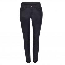 Jeans - Coated Denim - unifarben