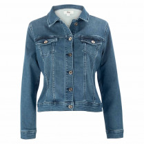 Jacke - Regular Fit - Denim