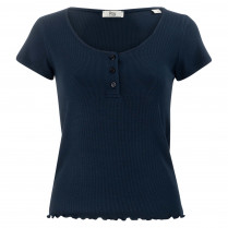T-Shirt - Regular Fit - unifarben