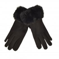 Handschuhe - Fake Fur